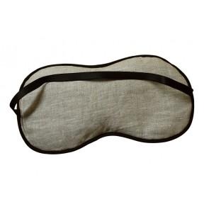 Atpalaiduojanti pagalvėlė akims su linų sėmenimis