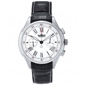 Laikrodis PoletStyle su chronografu.