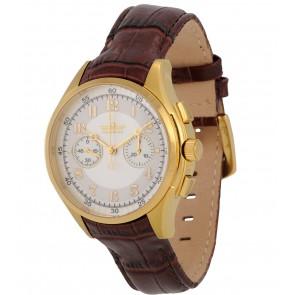 Vyriškas laikrodis PoletStyle su chronografu.