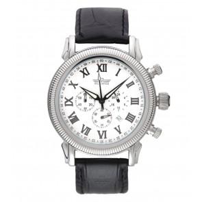 Laikrodis PoletStyle su data ir chronografu