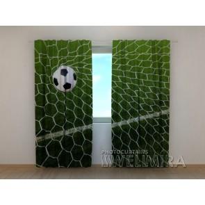 Užuolaida: Futbolo kamuolys