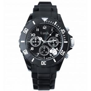 """""""Luch"""" kvarcinis laikrodis iš hipoalerginio plastiko. Vyriškas."""
