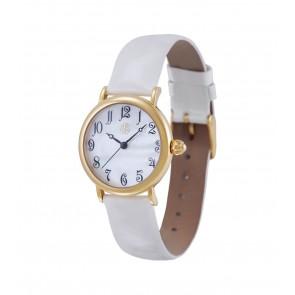 Paauksuotas moteriška laikrodis