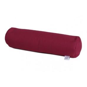 Grikių lukštų pagalvė - volelis ø13cm, ilgis 46 cm.