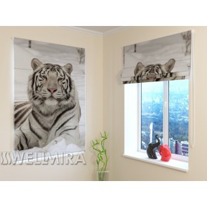 Baltasis tigras