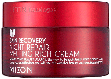 Mizon Night Repair Melting Rich Cream