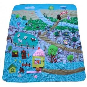 Lavinimo kilimėlis  Pagrandukas