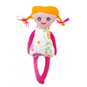 Žaislas šildyklė Mergaitė