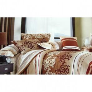 Medvilninė patalynė su paklodė