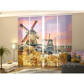 Širma: dekoras langams